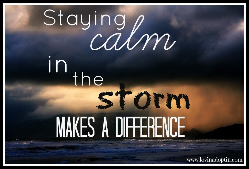 Image result for In the midst of a storm photos