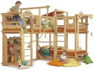 play set for bedroom