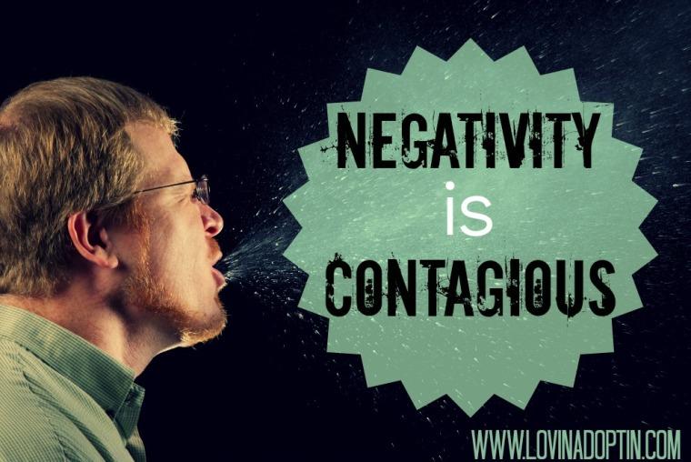 negativityiscontagious
