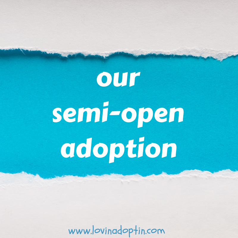 closed vs open adoption Learn about open, semi-open and closed adoption the terms open adoption, semi-open adoption, and closed adoption are familiar terms in.