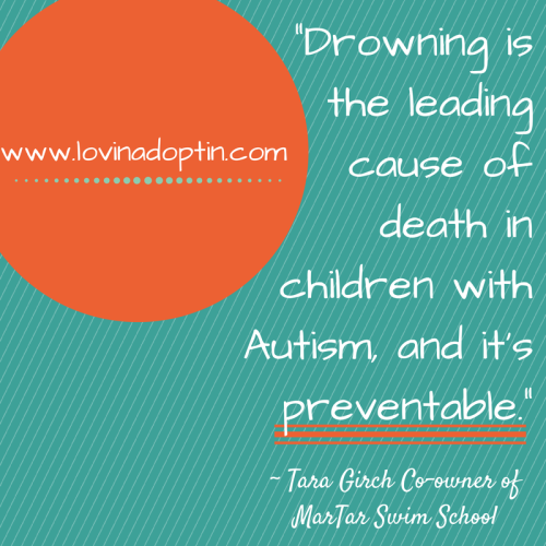 Drowning is the leading cause of death in Autism