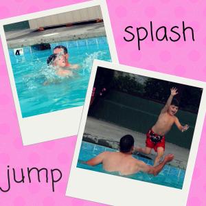 jeremiah swimming