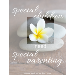 special children need special parenting