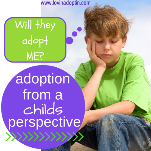 adoption from a childs perspective