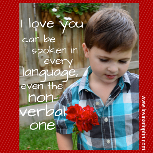 I love you can be spoken in every language