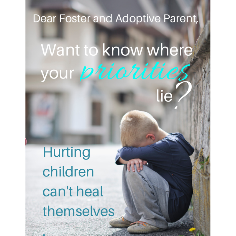a discussion on the experience of adopting a child My experiences adopting from foster care - general adoptive parent support.
