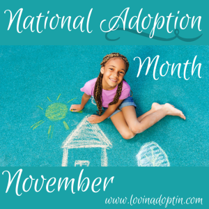 November National Adoption Month