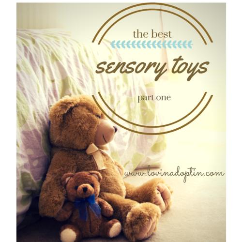 the best senosry toys part 1