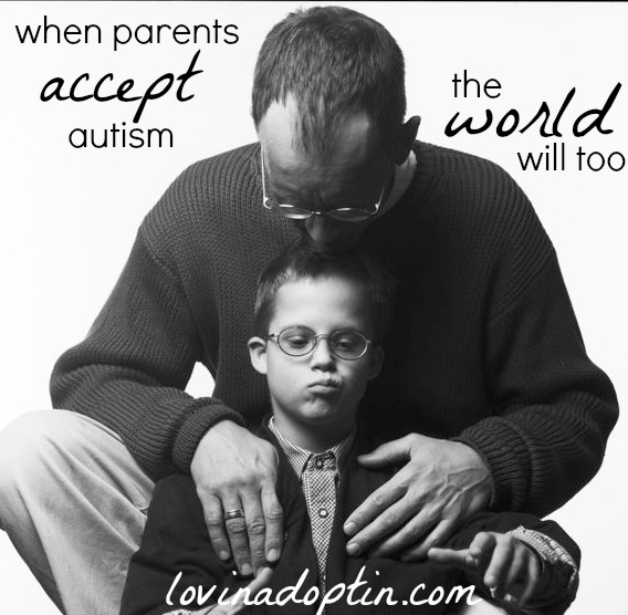 when parents accept autism