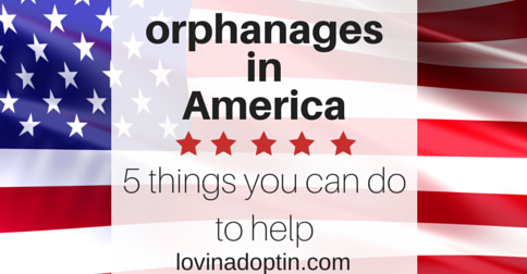 orphanages in America