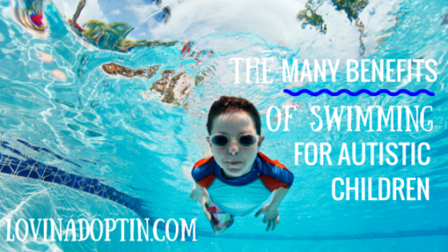 the many benefits of swimming for autistic children